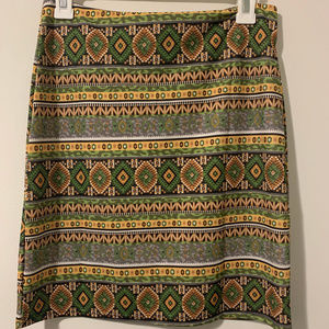 Dresses & Skirts - Green mini skirt
